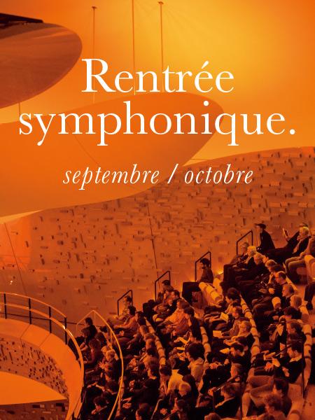 Rentrée symphonique