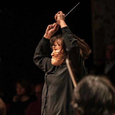 Master-classe de direction Jeunes cheffes d'orchestre