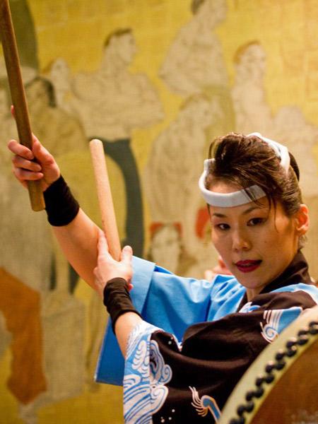 Atelier-performance Japon