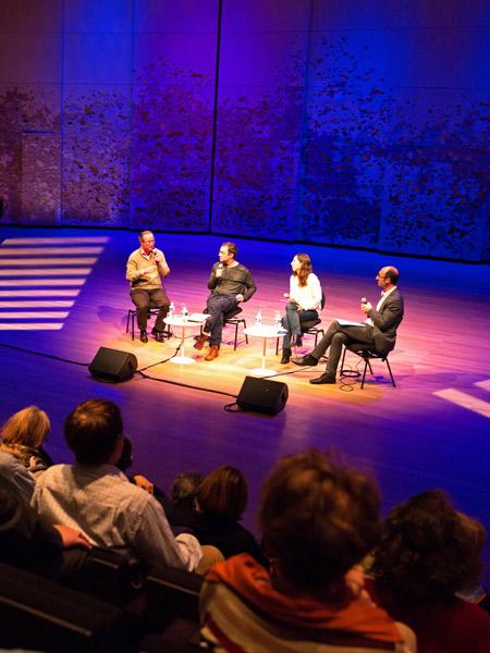 Colloque : Musiques en exil