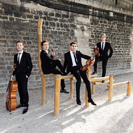 Tremplin pour jeunes quatuors