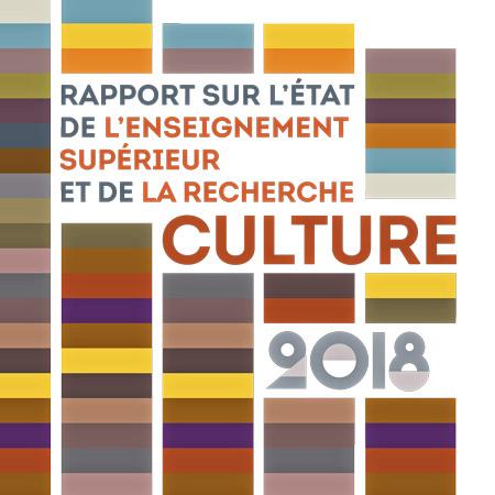 Rapport                                                            sur l'état de                                                            l'enseignement                                                            supérieur et                                                            de la                                                            recherche                                                            Culture