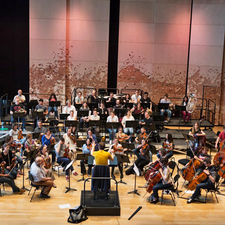 Orchestre des amateurs de la Philharmonie de                                                            Paris