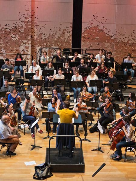 Atelier-performance : Orchestre de amateurs de la Philharmonie de Paris