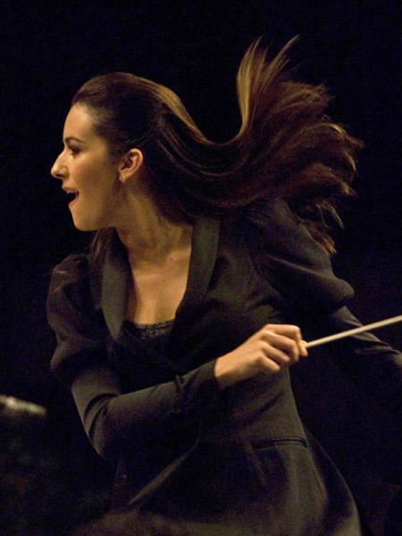 Tremplin Jeunes cheffes d'orchestre : audition publique