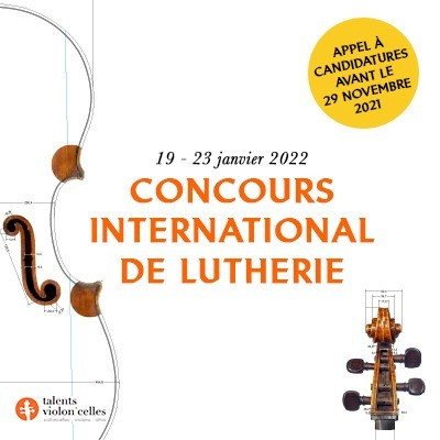 Concours international de lutherie