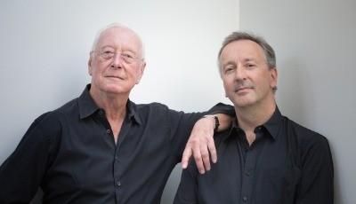 William Christie et Paul Agnew