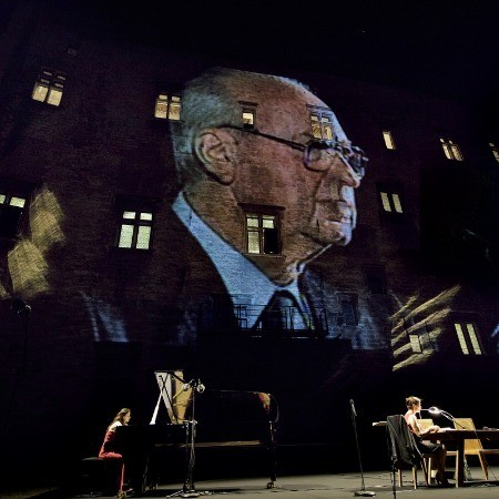 Yitzhak Rabin - Chronique d'un assassinat, Amos Gitaï, Festival d'Avignon