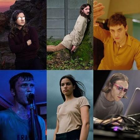 Hexagone#3 avec Flavien Berger, Forever Pavot, Moodoïd, Noir Boy George, Oklou, Loto Retina...