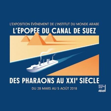 Institut du Monde Arabe - L'épopée du canal de Suez