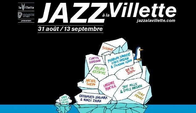 Festival Jazz à la Villette