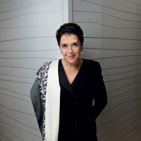 Elena Bashkirova présente le Festival de Jérusalem