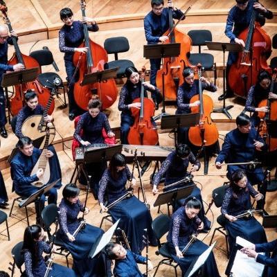 Marché de la musique classique en Chine