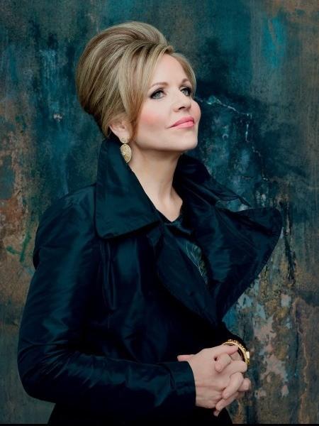 Renée Fleming chante avec l'Orchestre de Paris