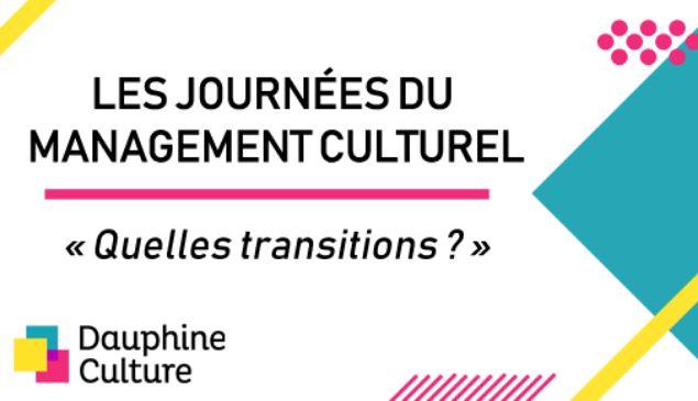Journées du Management culturel