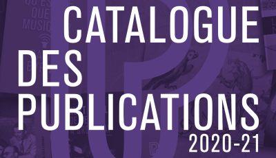 Catalogue des publications 20-21