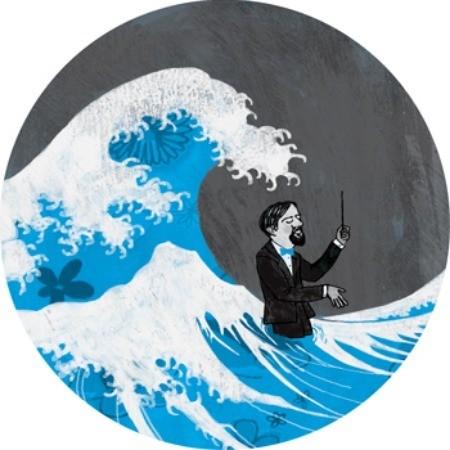 La Mer, Claude Debussy